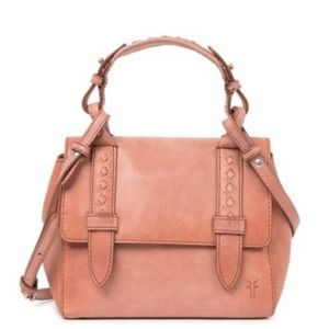 Frye: Reed Flip Mini Satchel